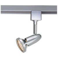 Nora Lighting NTH-620S Stockholm 1 Light 120V Silver Track Head Ceiling Light