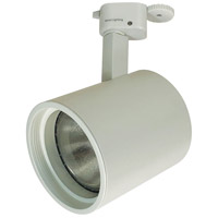 Nora Lighting NTH-930W Signature 1 Light 120V White Track Head Ceiling Light