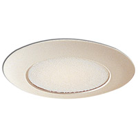 Nora Lighting NTM-322W Aaliyah White Recessed