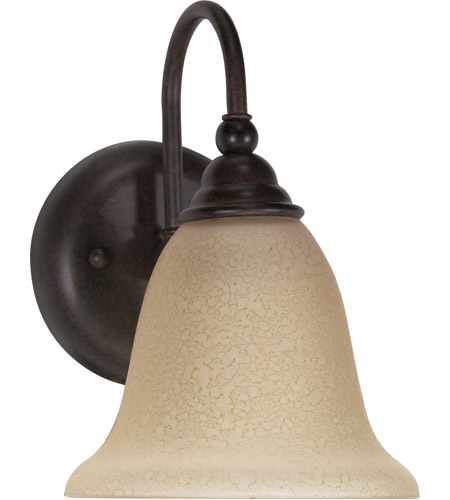 Nuvo 60/107 Mericana 1 Light 6 inch Old Bronze Vanity & Wall Wall Light photo