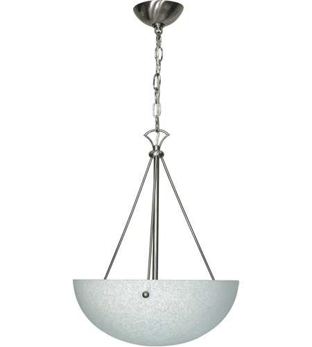 Nuvo Lighting South Beach 3 Light Pendant in Brushed Nickel 60/133 photo