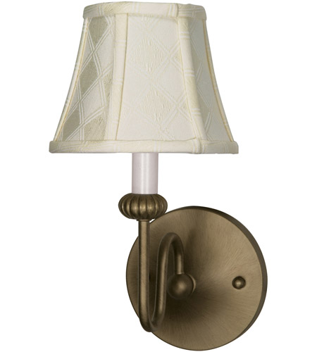 Nuvo Lighting Vanguard 1 Light Vanity & Wall in Flemish Gold 60/142 photo