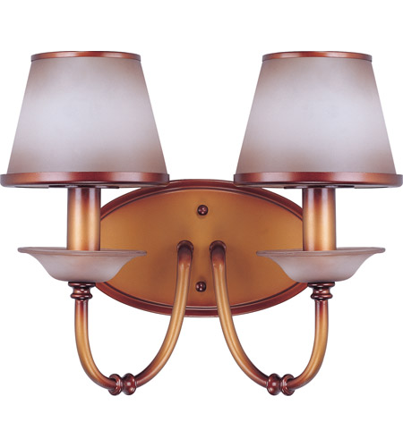 Nuvo Lighting Cornelia 2 Light Vanity & Wall in Newport Copper 60/1649 photo