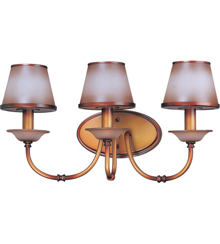 Nuvo Lighting Cornelia 3 Light Vanity & Wall in Newport Copper 60/1651 photo
