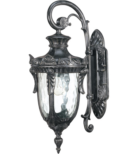 Nuvo Lighting Dunmore 1 Light Outdoor Wall Lantern in Greystone 60/2023 photo