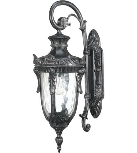 Nuvo Lighting Dunmore 1 Light Outdoor Wall Lantern in Greystone 60/2023 photo