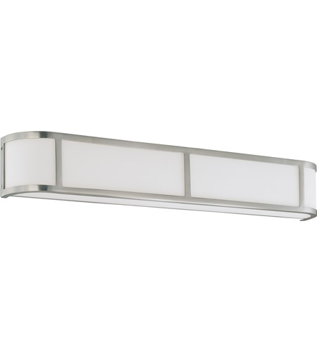Nuvo Lighting Odeon 4 Light Vanity & Wall in Brushed Nickel 60/2875 photo