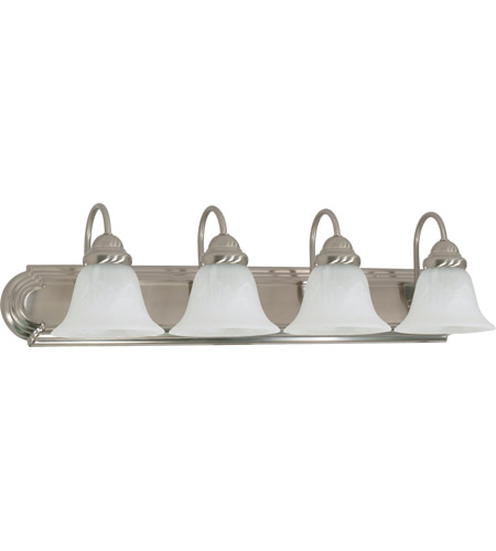 Nuvo Lighting Ballerina 4 Light Vanity & Wall in Brushed Nickel 60/322 photo