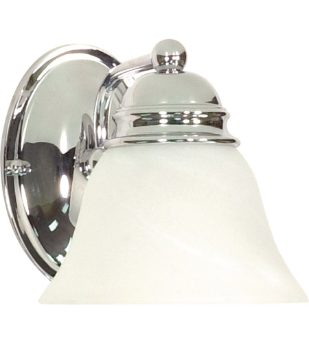 Nuvo Lighting Empire 1 Light Vanity & Wall in Polished Chrome 60/336 photo