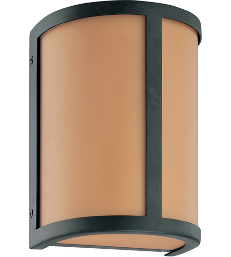 Nuvo Lighting Odeon 1 Light Vanity & Wall in Aged Bronze 60/3821 photo