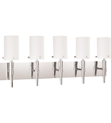 Nuvo Lighting Jet 5 Light Vanity & Wall in Polished Chrome 60/3870 photo