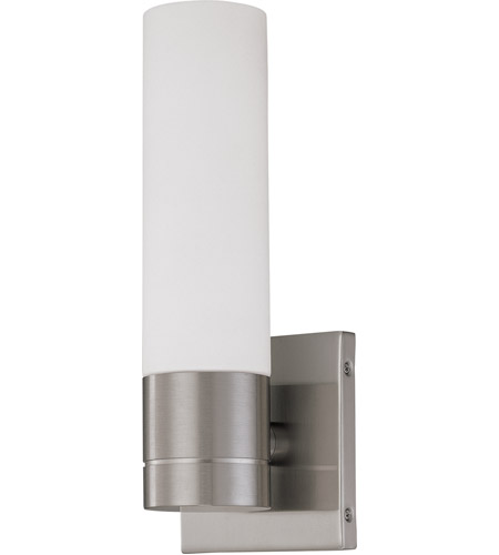 Nuvo 60/3953 Link 1 Light 5 inch Brushed Nickel Vanity & Wall Wall Light photo