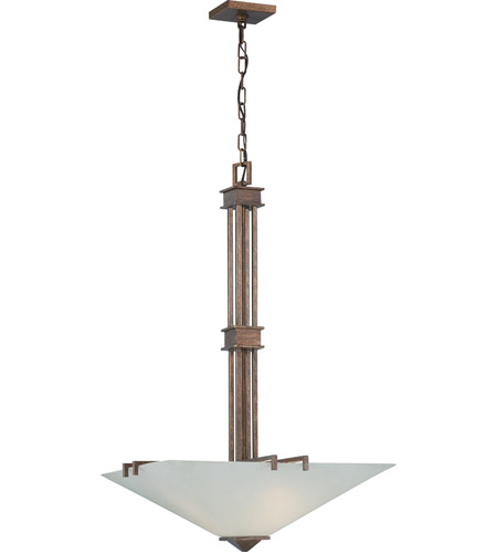 Nuvo Lighting Ratio 3 Light Pendant in Inca Gold 60/4409 photo