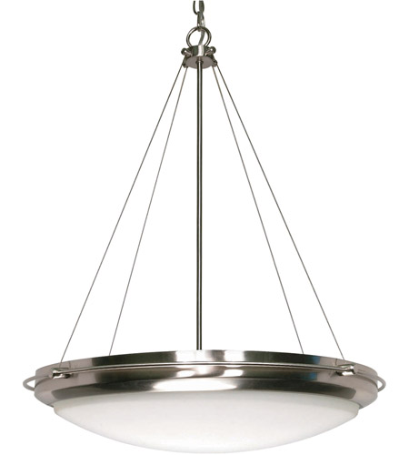 Nuvo Lighting Polaris 3 Light Pendant in Brushed Nickel 60/493 photo