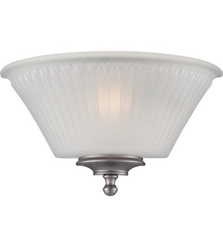 Nuvo 60 5371 Teller 1 Light 12 Inch Aged Pewter Wall