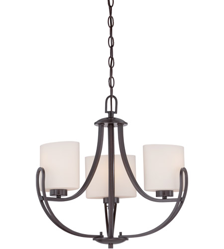 lola 3 light 20 inch georgetown bronze chandelier ceiling. Black Bedroom Furniture Sets. Home Design Ideas