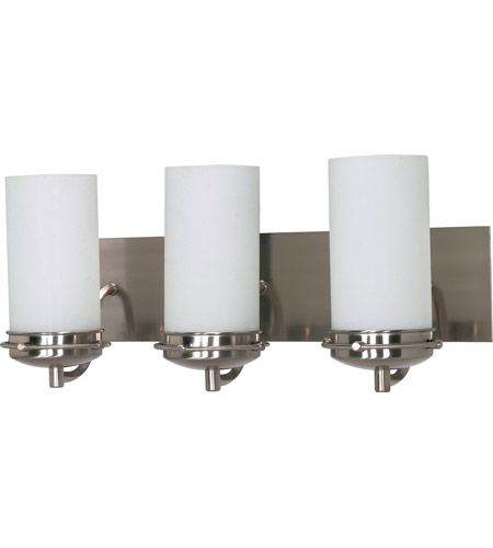 Nuvo Lighting Polaris 3 Light Vanity & Wall in Brushed Nickel 60/613 photo