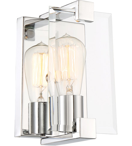 Steel Shelby Bathroom Vanity Lights