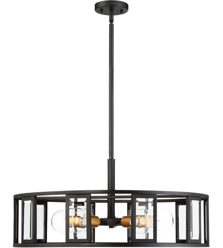 Nuvo 606416 payne 5 light 26 inch black pendant ceiling light nuvo 606416 payne 5 light 26 inch black pendant ceiling light photo mozeypictures Images