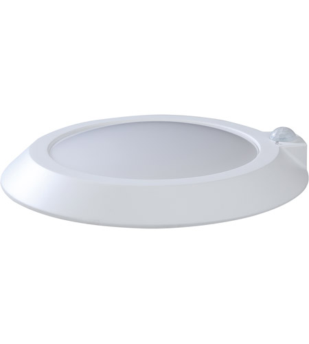 Nuvo 62/1313 Brentwood LED 10 inch White Flush Mount Ceiling Light photo