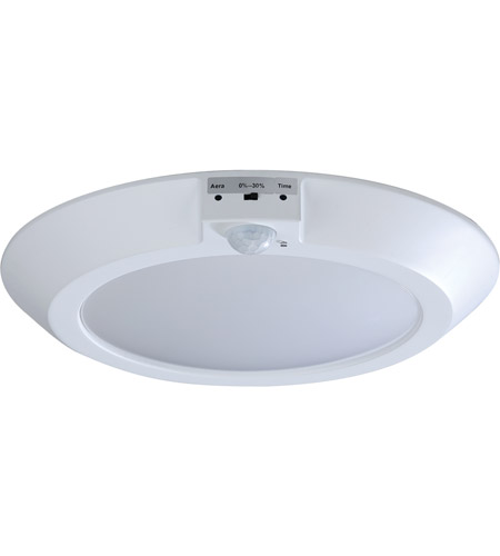 Nuvo 62/1313 LED Disk Lights LED 10 inch White Flush Mount Ceiling Light alternative photo thumbnail