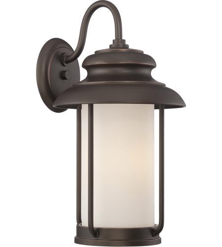 Nuvo 62/632 Bethany LED 17 Inch Mahogany Bronze Outdoor