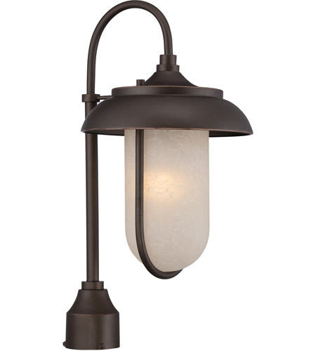 Nuvo Mahogany Bronze Post Lights & Accessories