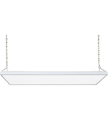 Nuvo 65/507 Signature LED 16 inch White Linear Hi-Bay Ceiling Light photo thumbnail