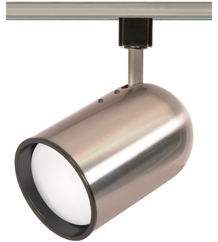 Nuvo th306 signature 1 light brushed nickel track lighting ceiling brushed nickel track lighting ceiling light 41059 signature 45 nuvo th306 aloadofball Choice Image