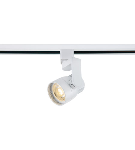 Nuvo th423 signature 1 light 120v white track lighting ceiling light aloadofball Images