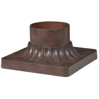 Signature Old Bronze Pier Mount