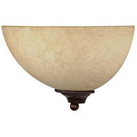 Nuvo 60/044 Tapas 1 Light 12 inch Old Bronze Vanity & Wall Wall Light