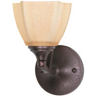 Nuvo Lighting Normandy 1 Light Vanity & Wall in Copper Bronze 60/059