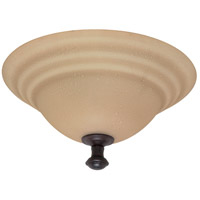 Nuvo 60/102 Mericana 2 Light 16 inch Old Bronze Flushmount Ceiling Light photo thumbnail