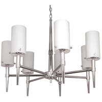 Nuvo Lighting Jet 7 Light Chandelier in Polished Chrome 60/1065 photo thumbnail
