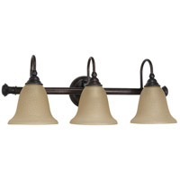 Nuvo Lighting Mericana 3 Light Vanity & Wall in Old Bronze 60/109