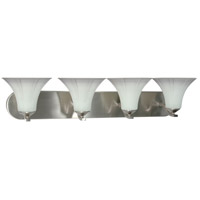 Nuvo Lighting Delano 4 Light Vanity & Wall in Brushed Nickel 60/1119 photo thumbnail