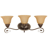 Nuvo Lighting Vine 3 Light Vanity & Wall in Sonoma Bronze 60/1177