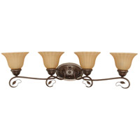 Nuvo Lighting Vine 4 Light Vanity & Wall in Sonoma Bronze 60/1178