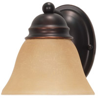 Nuvo Lighting Empire 1 Light Vanity & Wall in Mahogany Bronze 60/1269