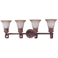 Nuvo Lighting Wesley 4 Light Vanity & Wall in Dark Plum Bronze 60/1594 photo thumbnail