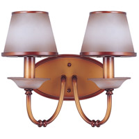 Nuvo Lighting Cornelia 2 Light Vanity & Wall in Newport Copper 60/1649 photo thumbnail