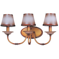 Nuvo Lighting Cornelia 3 Light Vanity & Wall in Newport Copper 60/1651 photo thumbnail