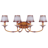 Nuvo Lighting Cornelia 4 Light Vanity & Wall in Newport Copper 60/1652 photo thumbnail