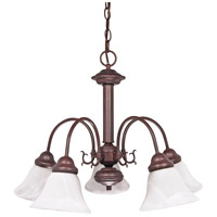 Nuvo Lighting Ballerina 5 Light Chandelier in Old Bronze 60/183