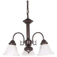 Nuvo Lighting Ballerina 3 Light Chandelier in Old Bronze 60/184