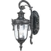 Nuvo Lighting Dunmore 1 Light Outdoor Wall Lantern in Greystone 60/2022 photo thumbnail