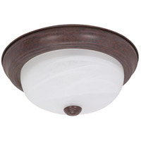 Nuvo 60/205 Signature 2 Light 11 inch Old Bronze Flushmount Ceiling Light
