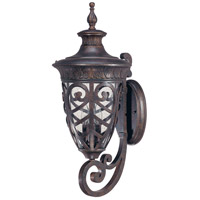 Nuvo Lighting Aston 3 Light Outdoor Wall Lantern in Dark Plum Bronze 60/2051