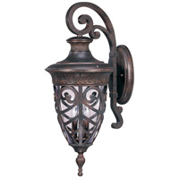 Nuvo Lighting Aston 3 Light Outdoor Wall Lantern in Dark Plum Bronze 60/2052